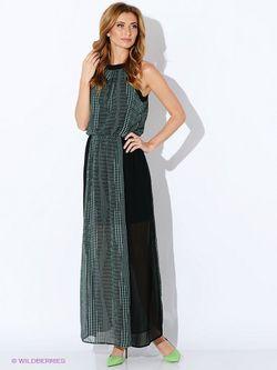 Платья MON BOUQUET                                                                                                              чёрный цвет