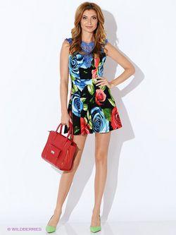 Платья MON BOUQUET                                                                                                              красный цвет
