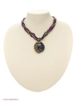 Ожерелья Модные истории                                                                                                              фиолетовый цвет