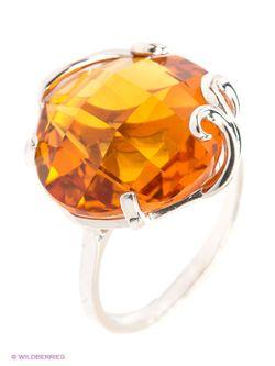 Ювелирные Кольца ЭСТЕТ                                                                                                              оранжевый цвет