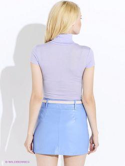 Водолазки Oodji                                                                                                              фиолетовый цвет