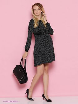 Платья Trendy Tummy                                                                                                              чёрный цвет