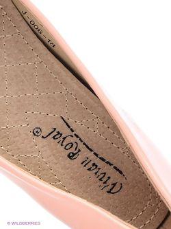 Балетки Vivian Royal                                                                                                              розовый цвет