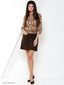 Юбки Zarina                                                                                                              коричневый цвет