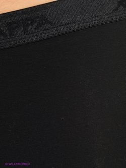 Трусы Robe Di Kappa                                                                                                              чёрный цвет