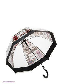 Зонты RAINDROPS                                                                                                              черный цвет