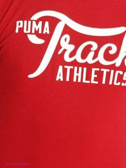 Футболка Puma                                                                                                              красный цвет