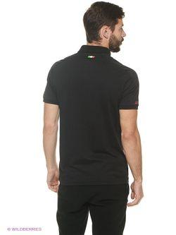 Поло Puma                                                                                                              черный цвет