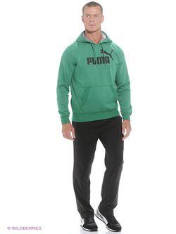 Толстовки Puma                                                                                                              зелёный цвет