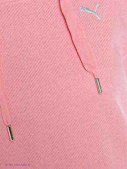 Толстовки Puma                                                                                                              розовый цвет