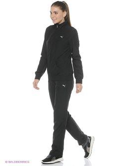 Спортивные Костюмы Puma                                                                                                              чёрный цвет