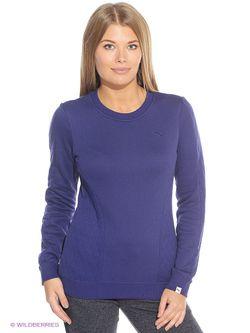 Джемперы Puma                                                                                                              фиолетовый цвет