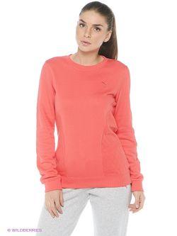 Джемперы Puma                                                                                                              розовый цвет