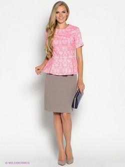 Блузки Stets                                                                                                              розовый цвет