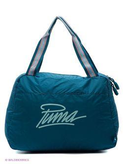 Сумки Puma                                                                                                              Лазурный цвет