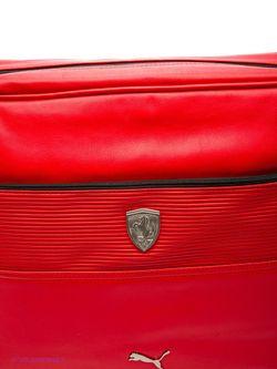 Сумки Puma                                                                                                              красный цвет