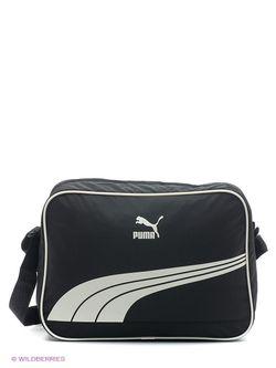 Сумки Puma                                                                                                              черный цвет