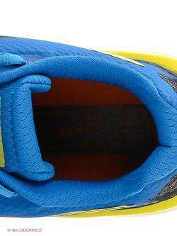 Кроссовки Puma                                                                                                              голубой цвет