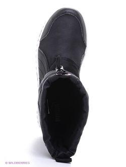Сапоги Puma                                                                                                              чёрный цвет