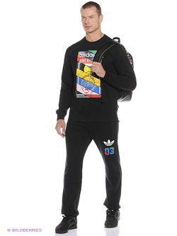 Джемперы Adidas                                                                                                              чёрный цвет
