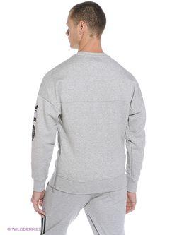Джемперы Adidas                                                                                                              серый цвет