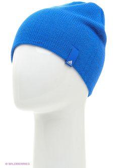 Шапки Adidas                                                                                                              синий цвет