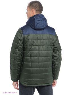 Куртки Reebok                                                                                                              Оливковый цвет