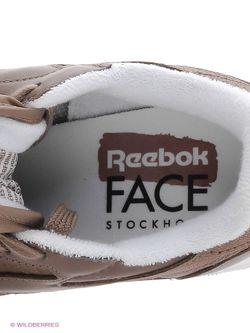 Кроссовки Reebok                                                                                                              бежевый цвет