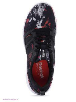 Кроссовки Reebok                                                                                                              красный цвет