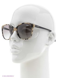 Солнцезащитные Очки Prada                                                                                                              коричневый цвет