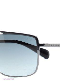 Солнцезащитные Очки Prada                                                                                                              чёрный цвет