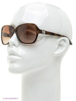 Солнцезащитные Очки Versace                                                                                                              коричневый цвет