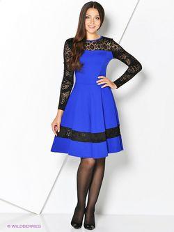 Платья Mary Mea                                                                                                              синий цвет