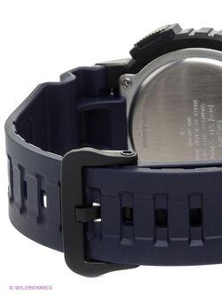Часы Casio                                                                                                              синий цвет