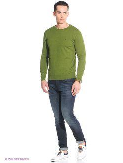 Джемперы TOM TAILOR                                                                                                              зелёный цвет