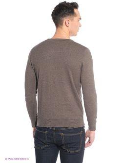Джемперы TOM TAILOR                                                                                                              коричневый цвет