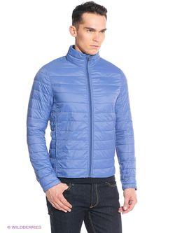 Куртки TOM TAILOR                                                                                                              голубой цвет
