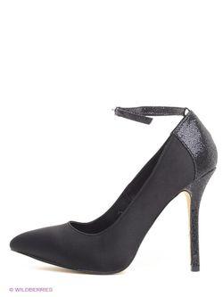Туфли Oodji                                                                                                              черный цвет