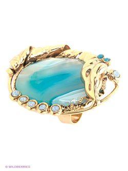 Кольца Claudio Canzian                                                                                                              голубой цвет