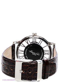 Часы Kenneth Cole                                                                                                              коричневый цвет