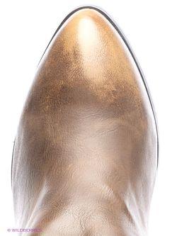 Полусапожки Betsy                                                                                                              коричневый цвет