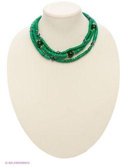 Колье Infiniti                                                                                                              зелёный цвет
