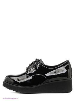 Туфли Mascotte                                                                                                              чёрный цвет