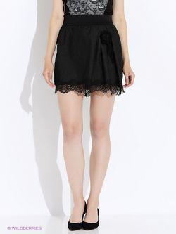 Юбки Oodji                                                                                                              чёрный цвет
