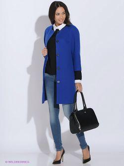 Пальто Colambetta                                                                                                              синий цвет
