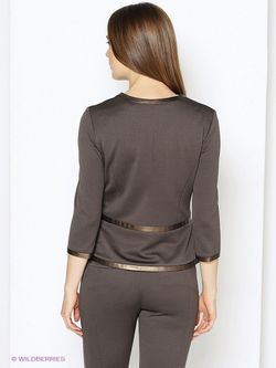 Жакеты Devore                                                                                                              коричневый цвет