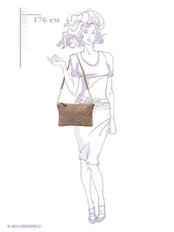 Сумки Jane Shilton                                                                                                              бежевый цвет