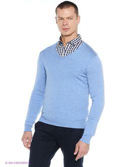 Пуловеры ТВОЕ                                                                                                              голубой цвет