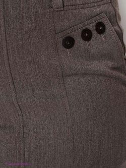 Юбки КАЛIНКА                                                                                                              коричневый цвет