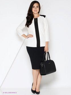 Блузки КАЛIНКА                                                                                                              черный цвет